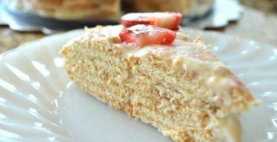 Recetas de tartas frías