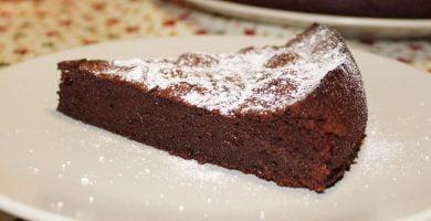 Recetas de tartas sin lactosa