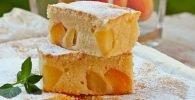 Tarta de maracuyá y albaricoque sin gluten